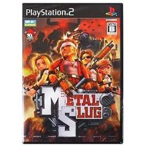 Metal Slug Ps2 Japonesa