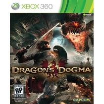 Dragons Dogma Para Xbox 360 Nuevo Y Sellado Videojuego