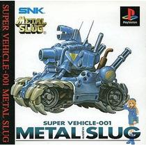Metal Slug Ps1 Japonesa