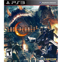 Lost Planet 2 Ps3 Nuevo De Fabrica Citygame
