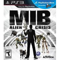 Mib Alien Crysis Ps3 Nuevo De Fabrica Citygame