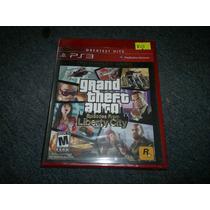 Grand Theft Auto Liberty City Nuevo Y Sellado Play Station 3