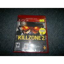 Killzone 2 Nuevo Y Sellado Para Play Station 3,checalo