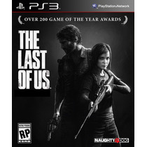 The Last Of Us Ps3 + Extras: Ost, Comic Y Temas - Me Queda 1