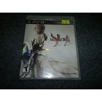 Final Fantasy Xiii-2 Nuevo Y Sellado Para Play Station 3