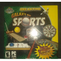 Juego Para Pc Galaxy Sports