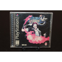 The King Of Fighters 95 Para Playstation 1 Y Ps 2. Completo