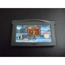Brother Bear Disney Tierra De Osos Game Boy Advance Raro!
