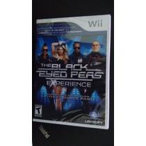 Juego The Black Eyed Peas Experience Nuevo Sellado Wii