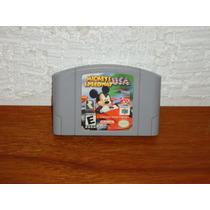 Mickeys Speedway Usa Nintendo 64