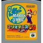 Mario Tennis 64 Nintendo64 Japonesa