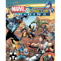 Juego Exclusivo Marvel Vs Capcom Origins Ps3 .:zona Games.: