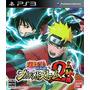 Naruto Narutimate Storm 2 Ps3 Japonesa