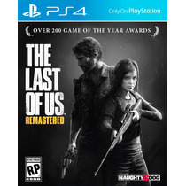 The Last Of Us Remastered + Dlc De Preventa Ps4