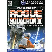 Star Wars Rogue Squadron 3 Gamecube Japonesa