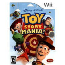 Toy Story Mania Wii Nuevo De Fabrica Citygame