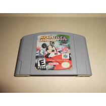 Nintendo 64 Mickeys Speedway Usa