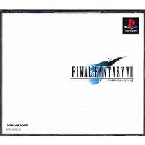 Final Fantasy 7 Ps1 Japonesa
