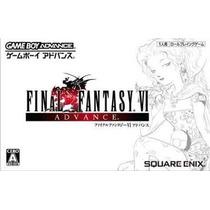 Final Fantasy 6 Gameboy Advance Japonesa