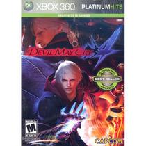 Devil May Cry 4 Platinum Hits Xbox 360 Nuevo Citygame