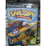 Snoopy Vs The Red Baron Ps2
