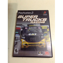 Juego Ps2 Super Trucks