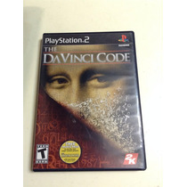 Juego Ps2 The Davinci Code