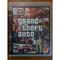 Grand Theft Auto Iv 4 - Ps3 - Game Freaks - Hm4