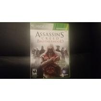 Assassins Creed Brotherhood Xbox Usado . Cambios Gamer ..