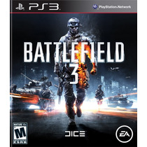 Battlefield 3 Ps3 Nuevo Blakhelmet Sp D
