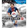 Fifa Soccer 13 Ps3 Nuevo Blakhelmet Sp
