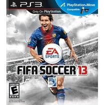 Fifa Soccer 13 Ps3 Nuevo Blakhelmet Sp D
