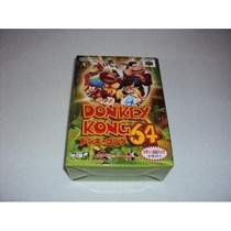 N64 64 - Donkey Kong 64 Japonés + Expansion Pak - Nuevo