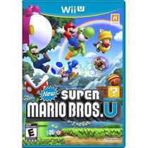 New Super Mario Bros U Nintendo Wii U Nuevo Blakhelmet Sp