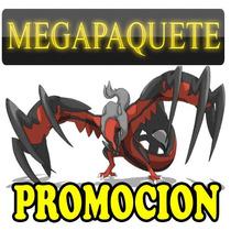 Pokemon X Y Shinys Todos Los Legendarios Competitivos 5ivs