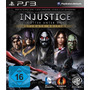 Injustice God Among Us Ps3 + Online Pass