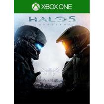 Xbox One Halo 5 Guardian. En Español Y Nuevo.