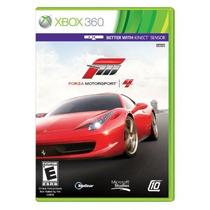 Forza Motorsport 4 Xbox 360 Nuevo Blakhelmet Sp