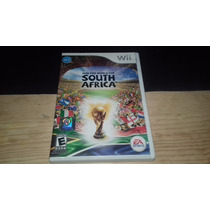 Fifa 2010 South Africa World Cup Nintendo Wii