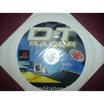 Dt Racer Automovilismo Xs Games De Play 2 Slim Vmj