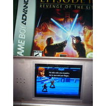 Star Wars Episode 111 Revenge Of The Sith Gb Adv. Generico