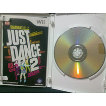 Just Dance 2 Para Nintendo Wii Completo Con Instructivo