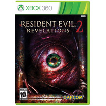 °° Resident Evil Revelations 2 Para Xbox 360 °° En Bnkshop