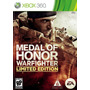 Medal Of Honor Warfighter Limited Incluye Steelbook Xbox 360