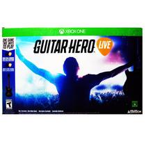 Guitar Hero Live Nuevo - Xbox One