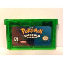 Pokemon Emerald Asian Version Gameboy Advance
