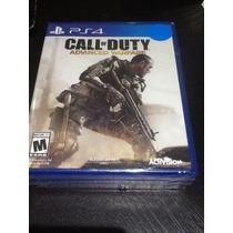 Call Of Duty Advanced Warfare Ps4 Nuevo Envío Gratis