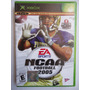 Ncaa Football 2005 Para Xbox Primera Generacion Como Nuevo