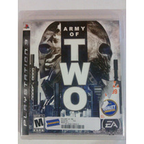 Army Of Two - Ps3 - Game Freaks