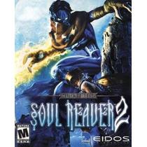 Legacy Of Kain: Soul Reaver 2 [en Línea Código De Juego]
